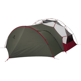 MSR Gear Shed V2 Teltta, green